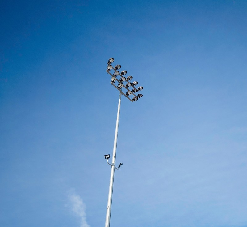 United Turf and Track Sports Lighting Installation