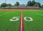 Claremore High School Football Field