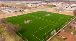 Jenks High School Soccer Complex