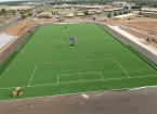 Lubbock Christian University Soccer and Track