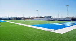 Harrah High School Football Field