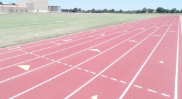 Tuttle High School Track