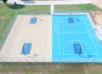 Nossaman Family Foundation Basketball Courts